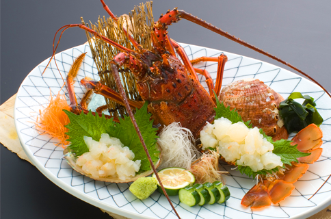 Iseibi (Ise lobster)