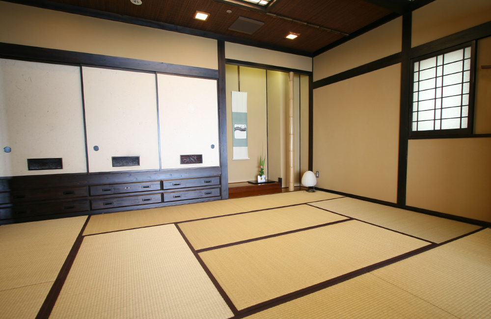 Japanese-style rooms